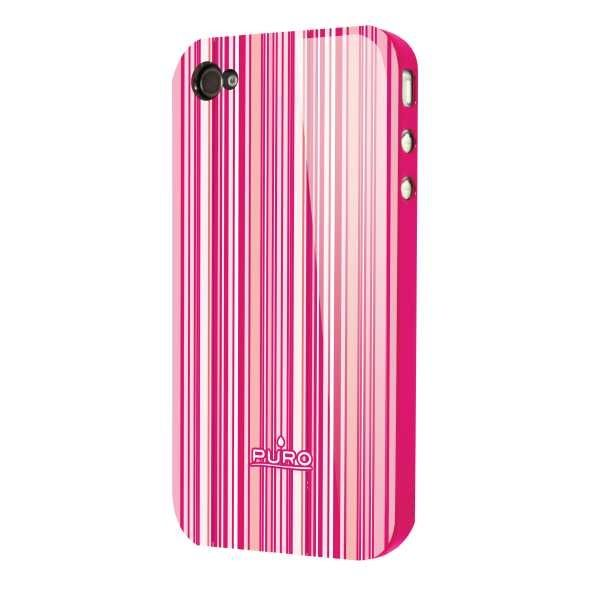 iphone  phone covers  | iPhone 4 Cover: Puro Line Cover – Light Pink