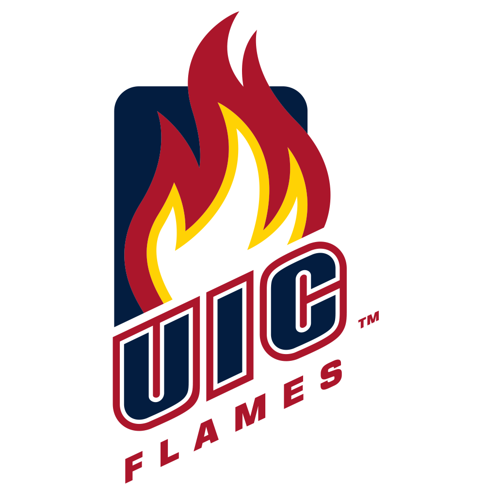 Uic Flames State Love University Of Illinois At Chicago Chicago Logo College Logo