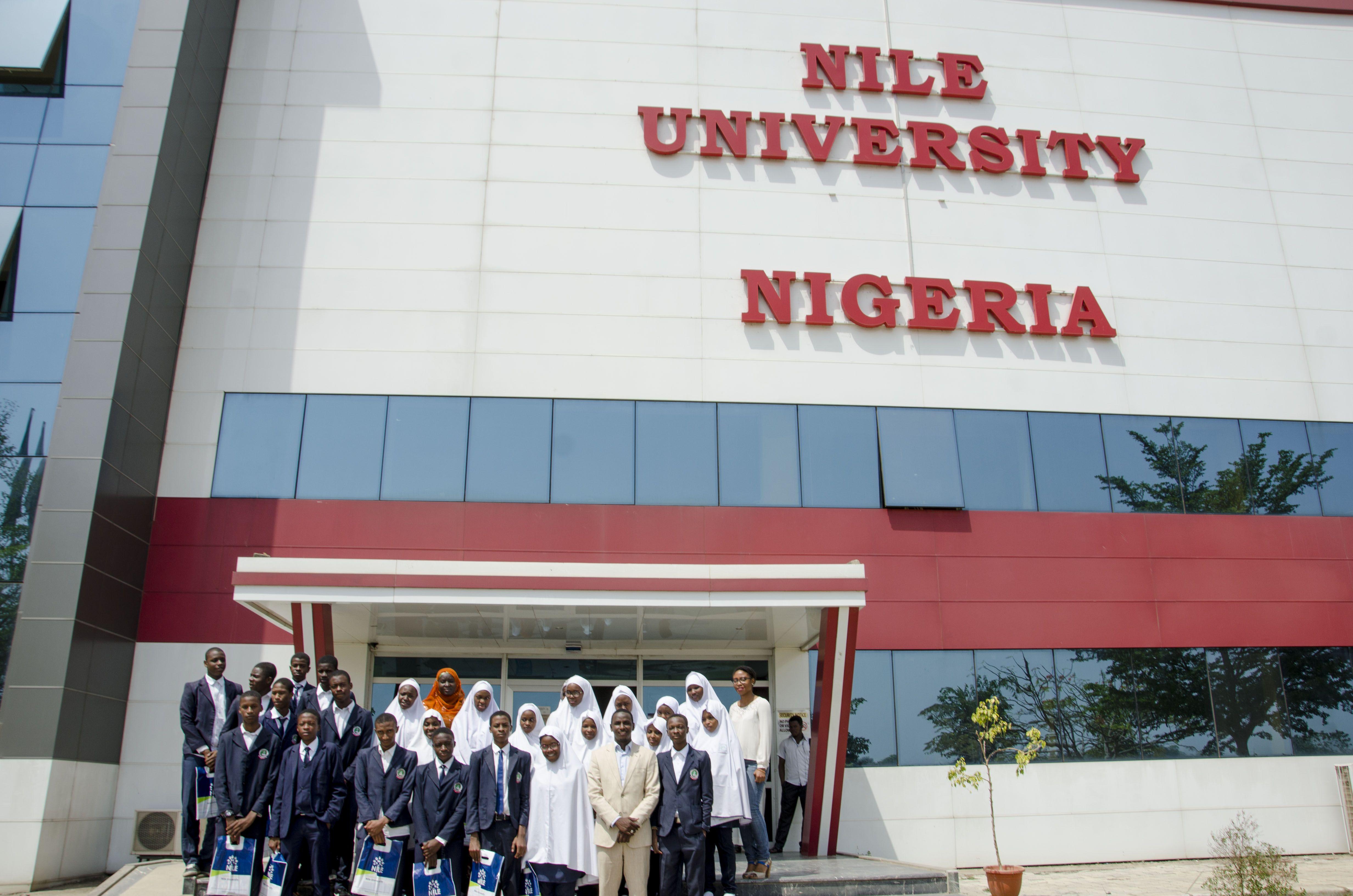 Fouad Lababidi Islamic Academy from Wuse Zone 3, Abuja paid a visit