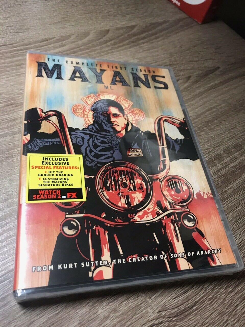 Mayans M C Season 1 Dvd For Sale Online Ebay Vikings Season Vikings Season 5 Seasons