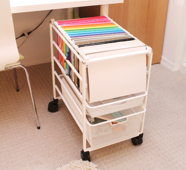 15 DIY Craft Rooms Inspired By IKEA
