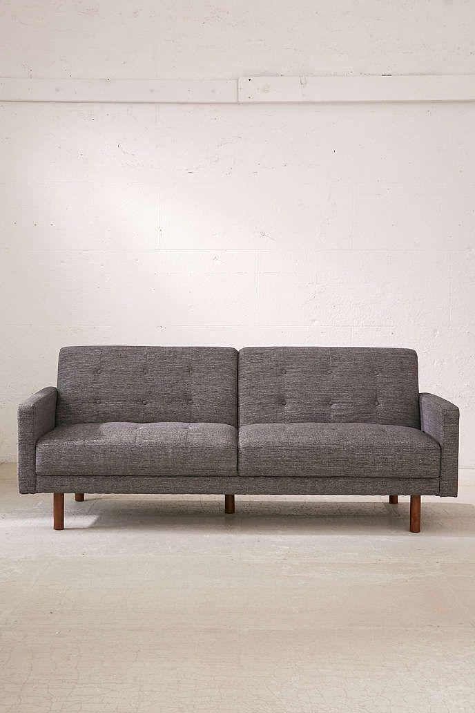 berwick mid century sleeper sofa non slip cover uk mid-century | home stylin ...