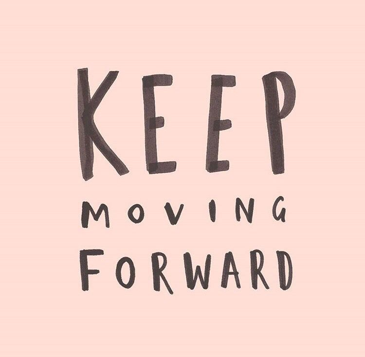 pinterest: bellaxlovee ✧☾ | MB | Keep moving forward ...