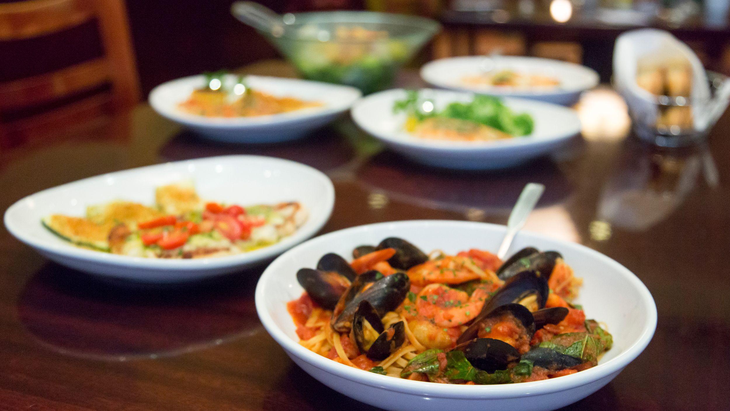 Olive Garden Is Now Serving NeverEnding STUFFED Pasta