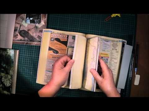 Cereal box journal part 3 the signatures bookbinding hello video number three in my short series on how i make my cereal box journals this one shows how i assemble and stitch the signatures into the journal ccuart Images