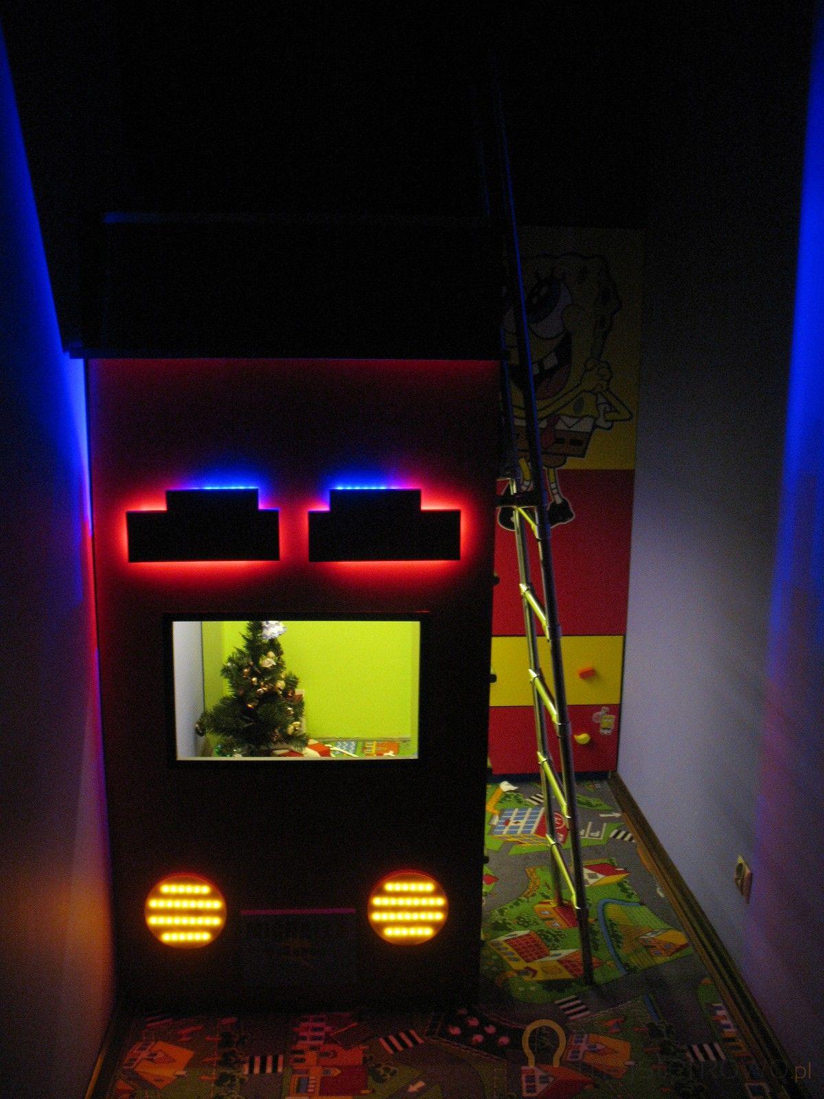 Świetnie urządzony pokój dla chłopca Diy, Aquarium