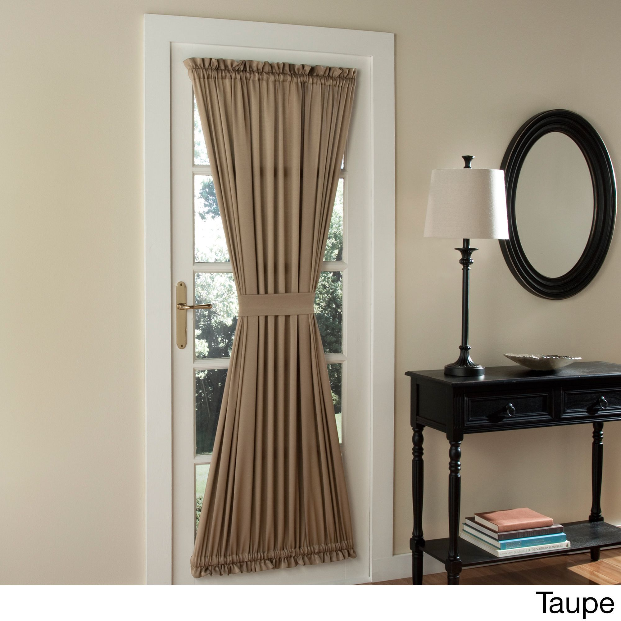 Save Energy While Reducing Light And Noise With This Washable Woven Patio  Window Curtain. A