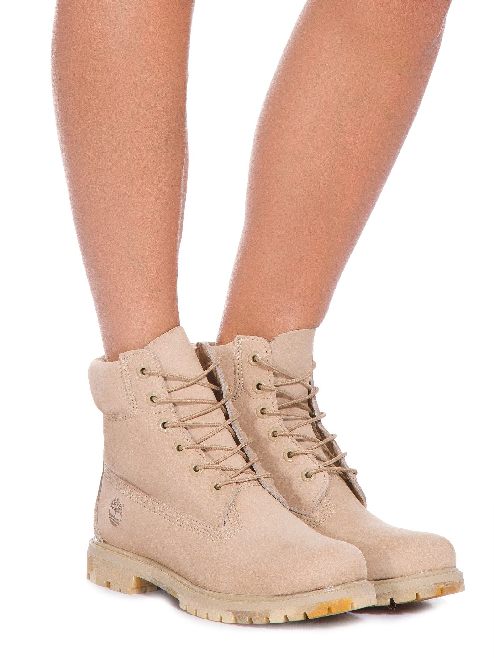 0250574e5d Bota Feminina Yellow Boot 6 Premium - Timberland - Bege - Shop2gether