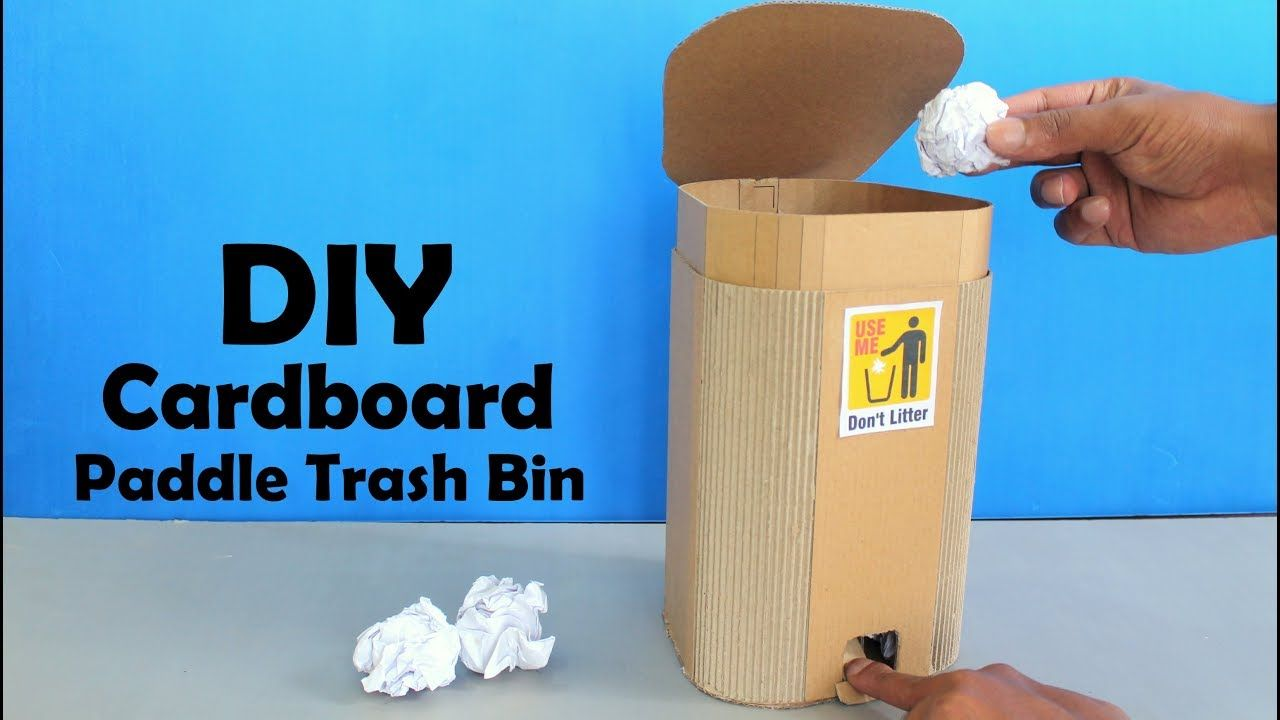 46++ Diy garbage and recycling bin ideas in 2021