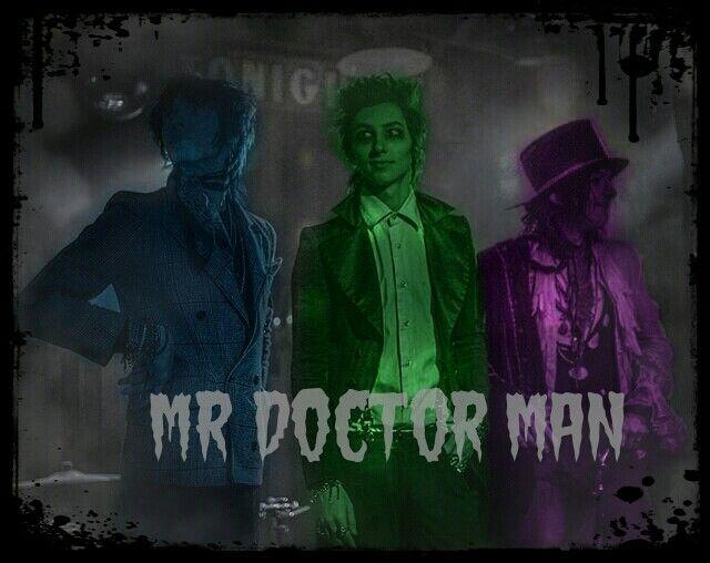 Mr Doctor Man