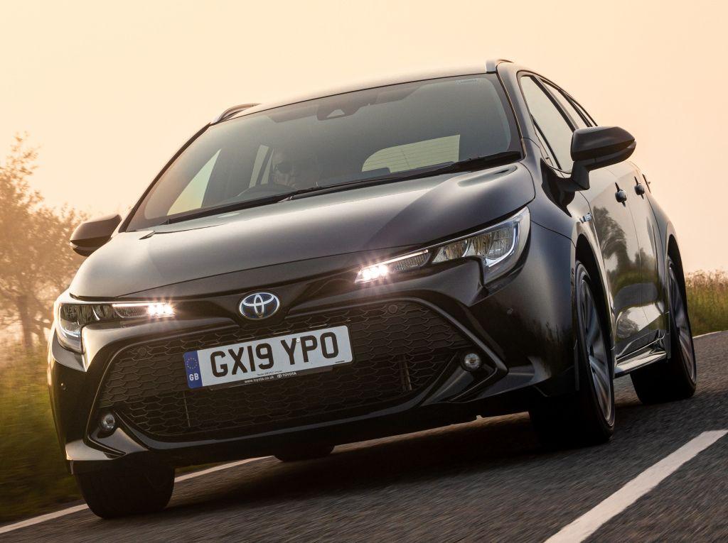 Toyota Corolla Touring Sports Hybrid [UKspec] '2019 (con