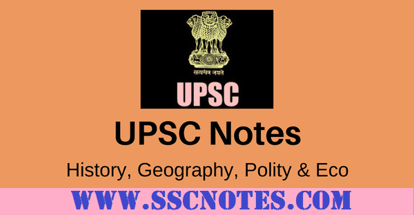 History, Geography, Polity & Economics Notes - UPSC PDF Download