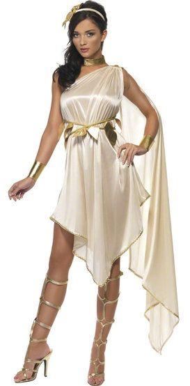 Women Greek Goddess Arabian Princess Halloween Xmas Cosplay Costume Fancy Dress
