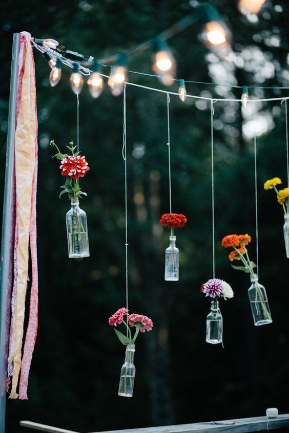 Hier findest du die weltbesten DIY Party Deko Bastelideen! #gardencraft