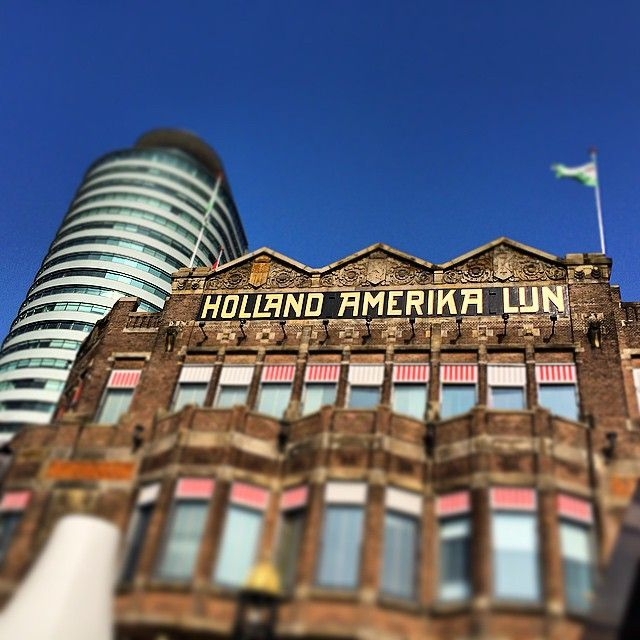 #blue #sky #hollandamericaline Photo: @jsbouwmans