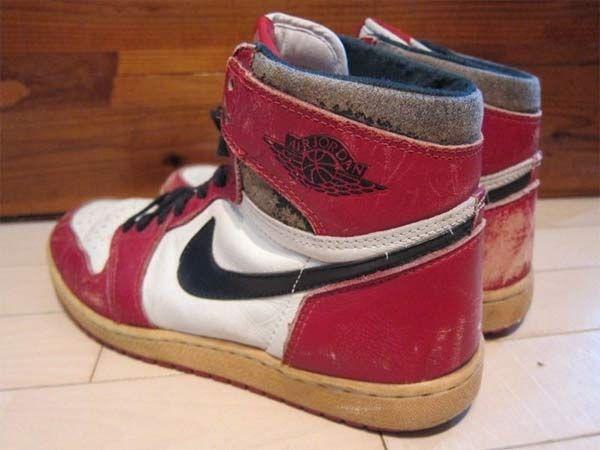 Pin on Vintage Nike Air Jordan Shoes
