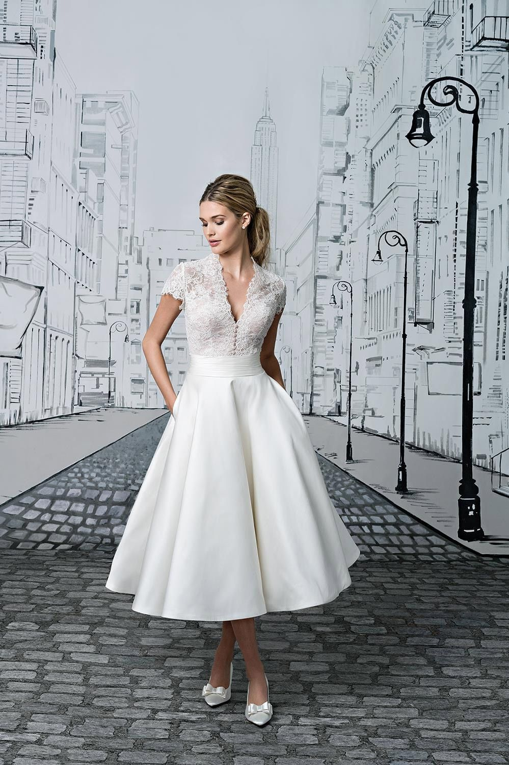 Vintage wedding tea dress   Vintage Wedding Tea Dress  Wedding Dresses for Plus Size Check