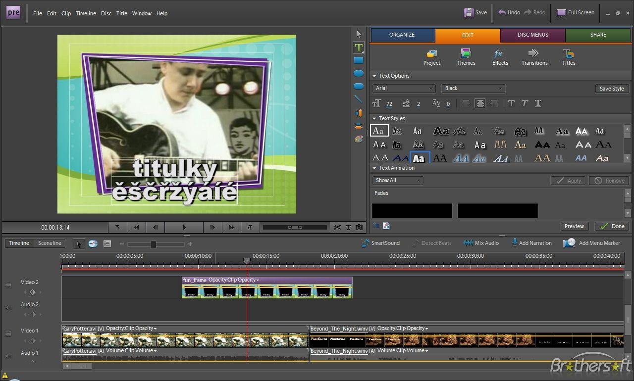 Скачать программу для видео фотошопа