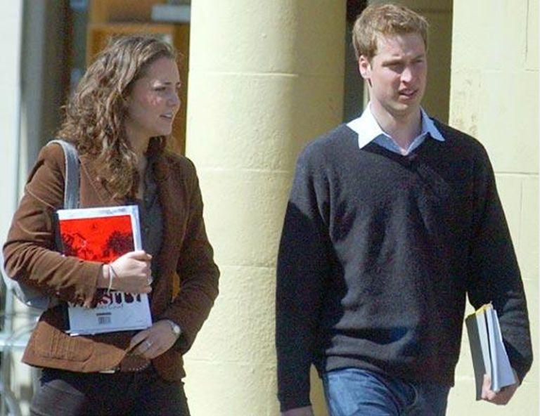 William og Kate dating på college