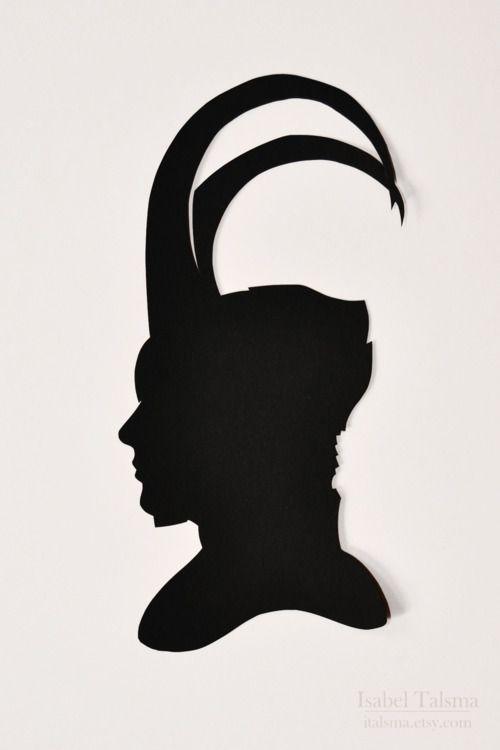 Image Gallery Loki Silhouette