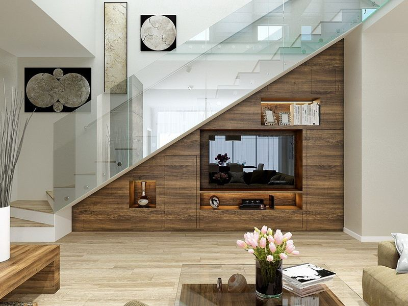 Under Stairs Living Room To Drive You Crazy Decor Inspirator Living Room Under Stairs Stairs In Living Room Room Under Stairs