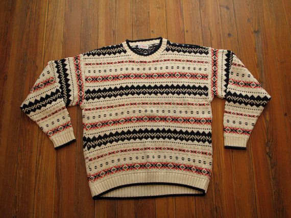 mens orvis fair isle style sweater | style | Pinterest | Fair ...