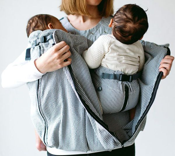Weego TWIN Baby Carrier Review | Twin baby carrier, Baby carrier reviews,  Twin baby boys