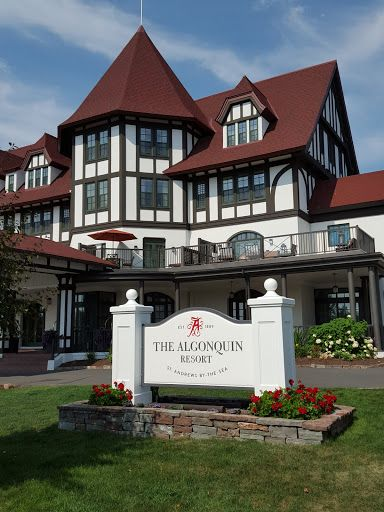 Where To Stay In St Andrews New Brunswick New Brunswick Camping In Maine Algonquin Resort