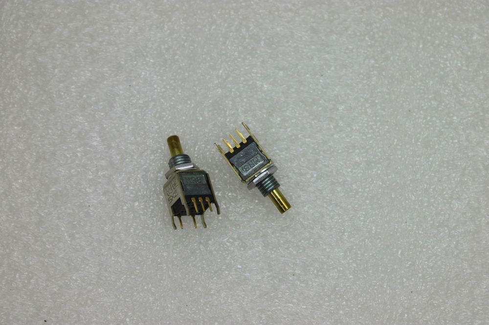 Details about TOSOKU MR8 MR8C MR-8C 5Pin Switch Logic