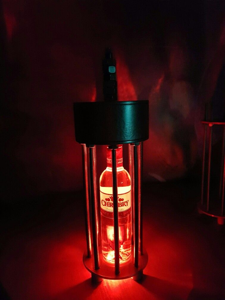 Pin By Rafal Czachor On Klatka Na Alkohol Lamp Decor Home Decor