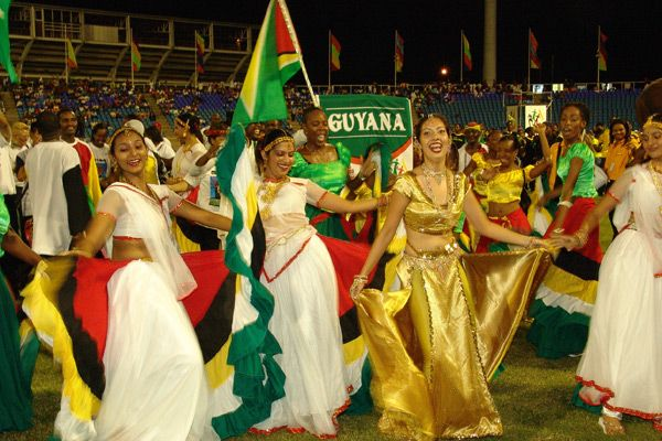 guyana and trinidad relationship