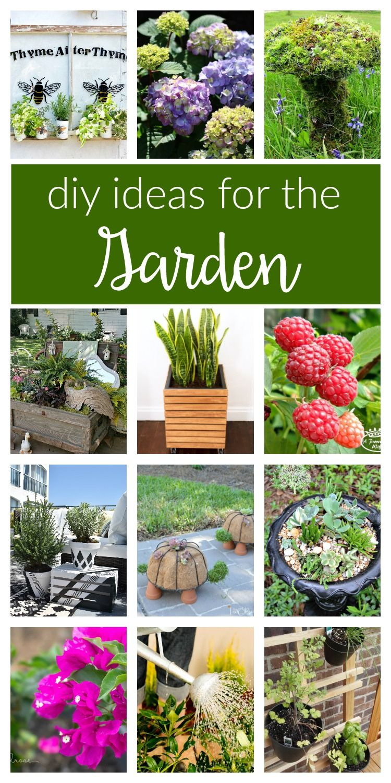 DIY Garden Ideas ğ Easy, budget-friendly and creative
