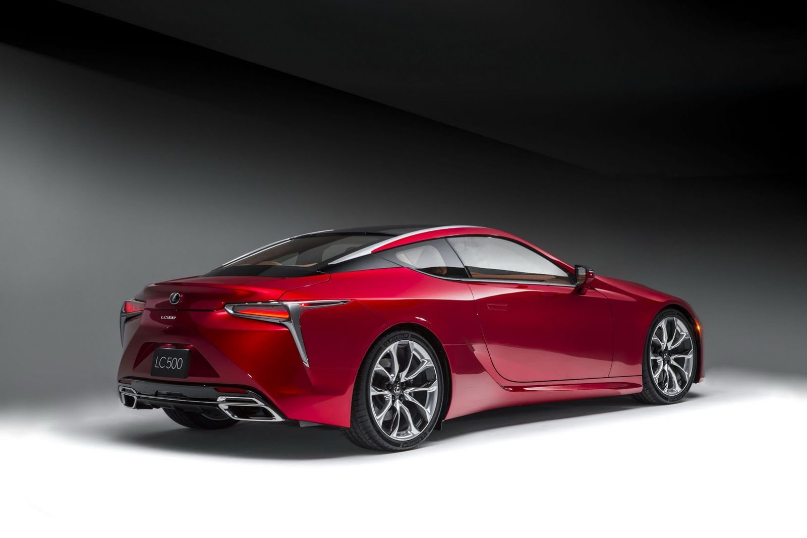 2017 Lc 500 With 467hp Is The Most Dynamic Lexus Since The Lfa 51 Pics Videos Carscoops Lexus Lc Lexus Coupe New Lexus