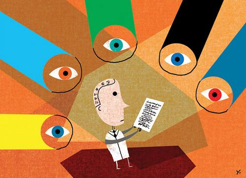 Todayu0027s academic publishing system may be problematic, but many - employee review