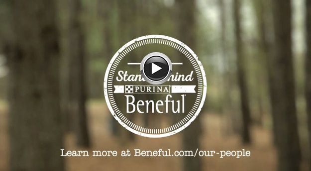 I Stand Behind Beneful Advertising Campaign Showcases Purina