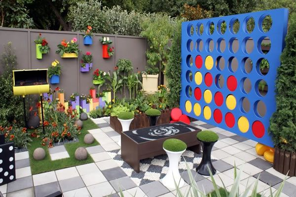 kids garden ideas | garden ideas and garden design