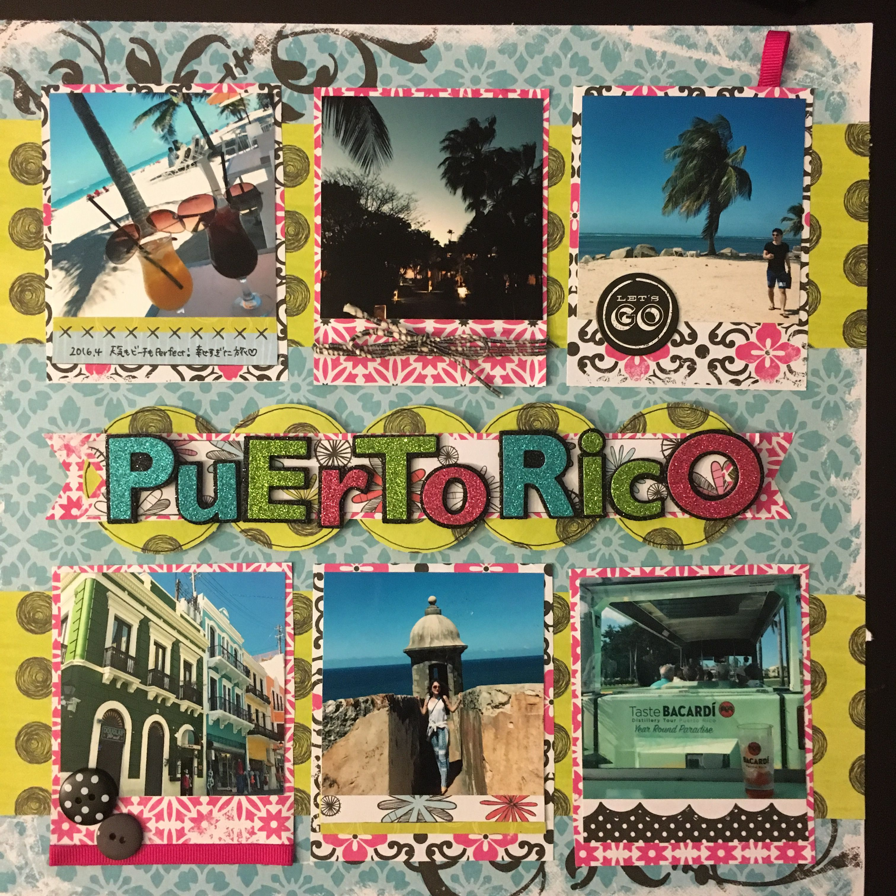 Puerto Rico - Scrapbook.com (With Images)