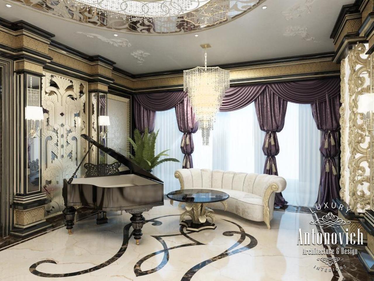 Professional luxury villa exterior designs in qatar - Interior Of A Luxury Villa In Qatar