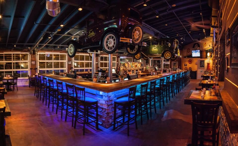 Nice Fordu0027s Garage Restaurant In Cape Coral, ...