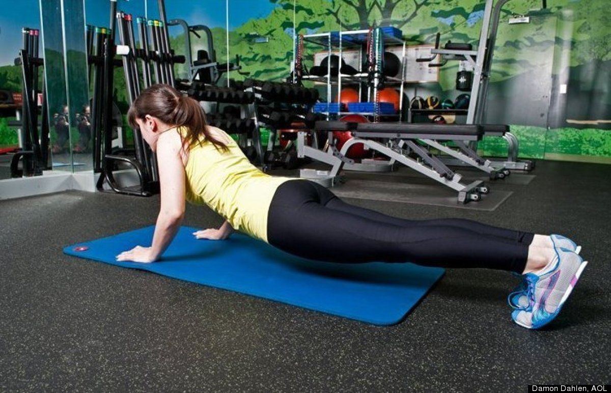 We Tried It The 7 Minute Workout Strength Workout Hiit Workout 7 Minute Workout
