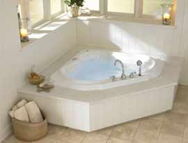 love the jacuzzi bathtub i really like this one in the corner with