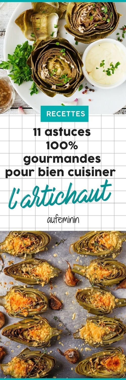 L'artichaut : comment le cuisiner ? | Recette artichaut ...