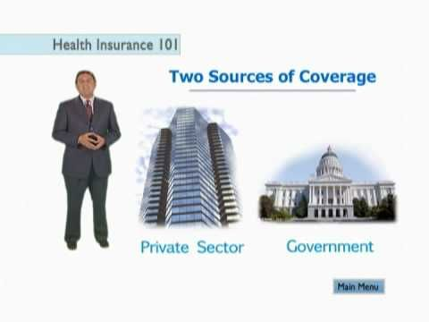 Health Insurance 101 Learn More About Some Of The Health