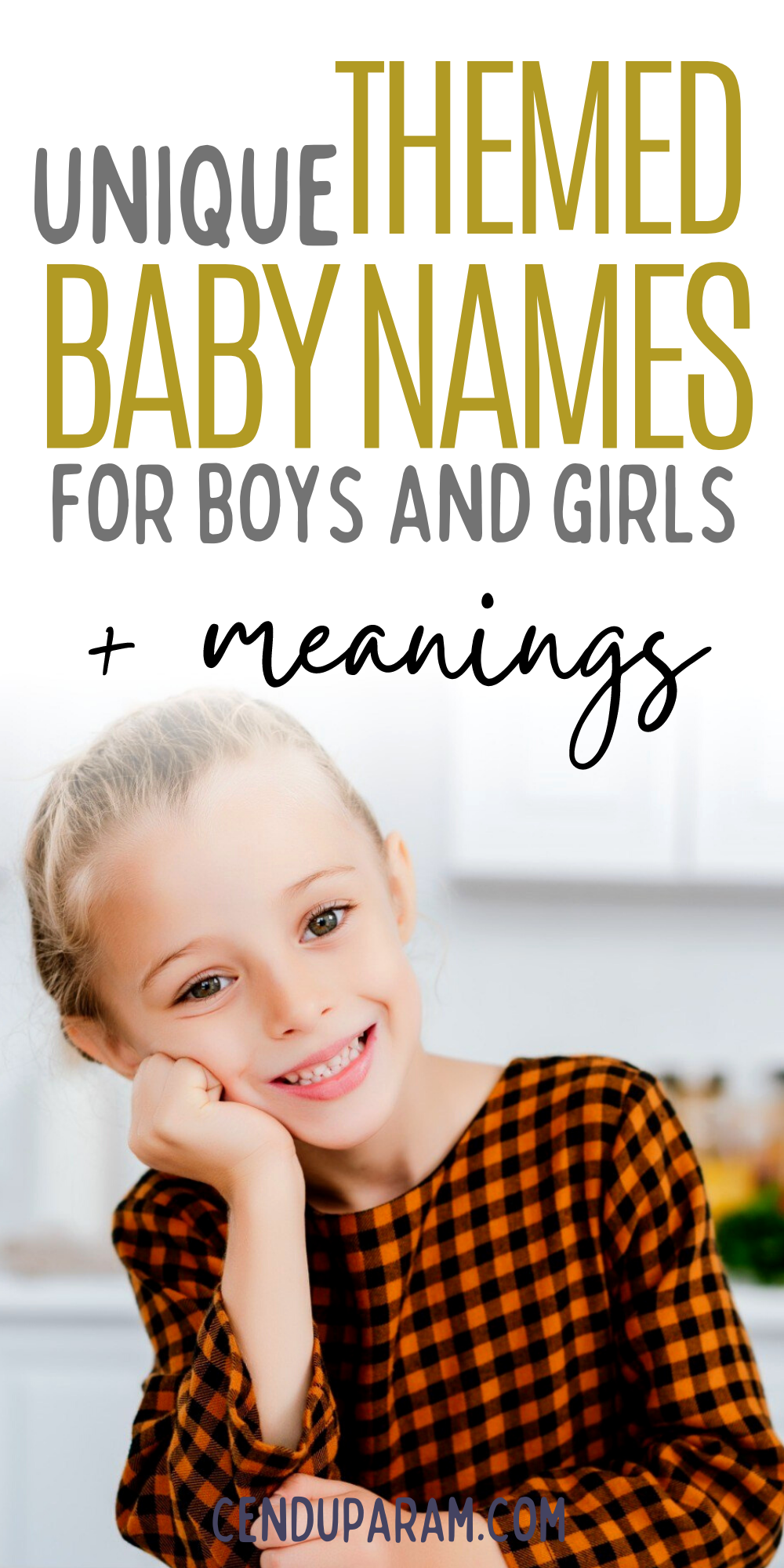 Unique Baby Names 2021 (For Boys and Girls) Trending Baby Names
