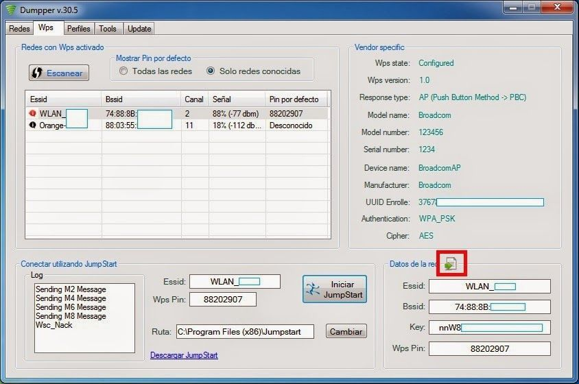 JumpStart-Dumpper software with full version Free Download