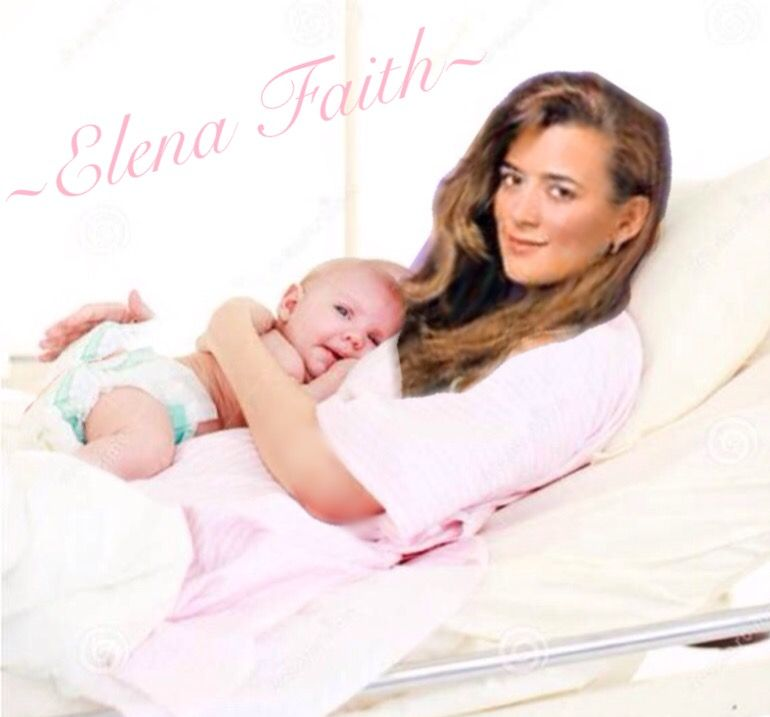 Ziva after the birth of Tali  <3 By @Crazycuz919 ~Elena