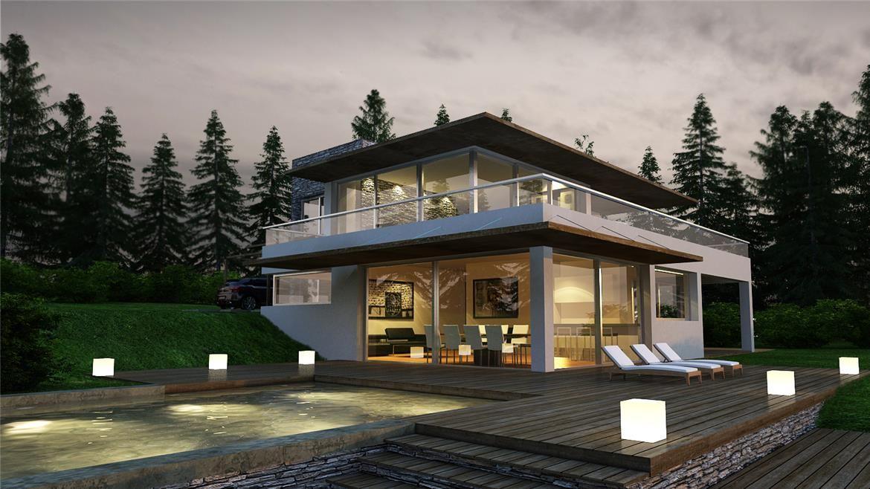 florencia 300m2 ytong casa de hormig n celular casas. Black Bedroom Furniture Sets. Home Design Ideas