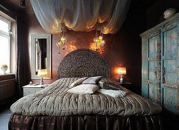idee deco chambre mille et une nuit