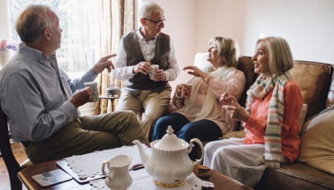 Senior cohousing has been growing in popularity and has picked up steam in recent years. This soluti