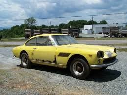 Image result for lost ferrari 330